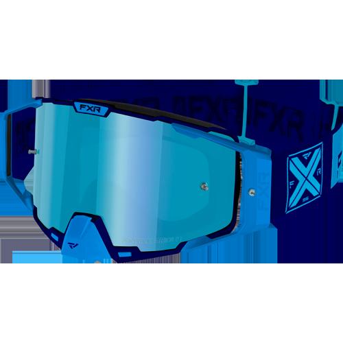 FXR Pilot MX, blue 9