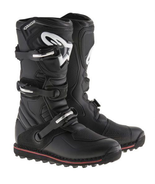 Alpinestars Tech T, schwarz-rot 32