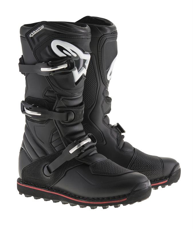 Alpinestars Tech T, schwarz-rot 1