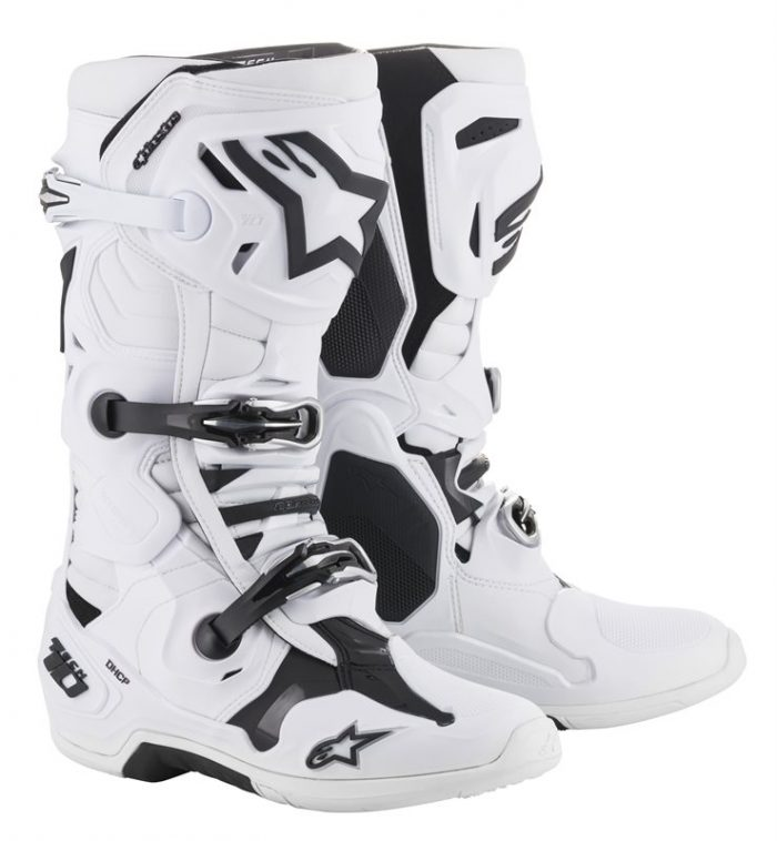 Alpinestars Tech 10, weiß 1