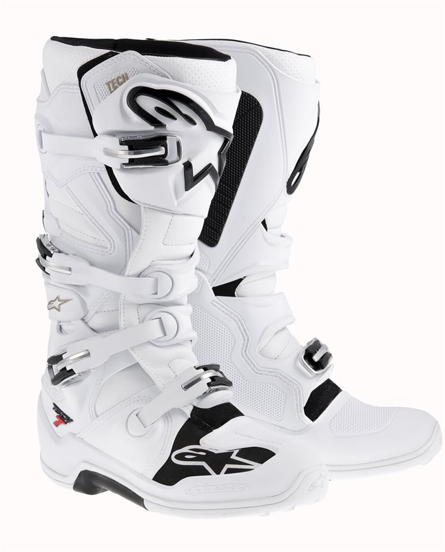 Alpinestars Tech 7, weiß 1