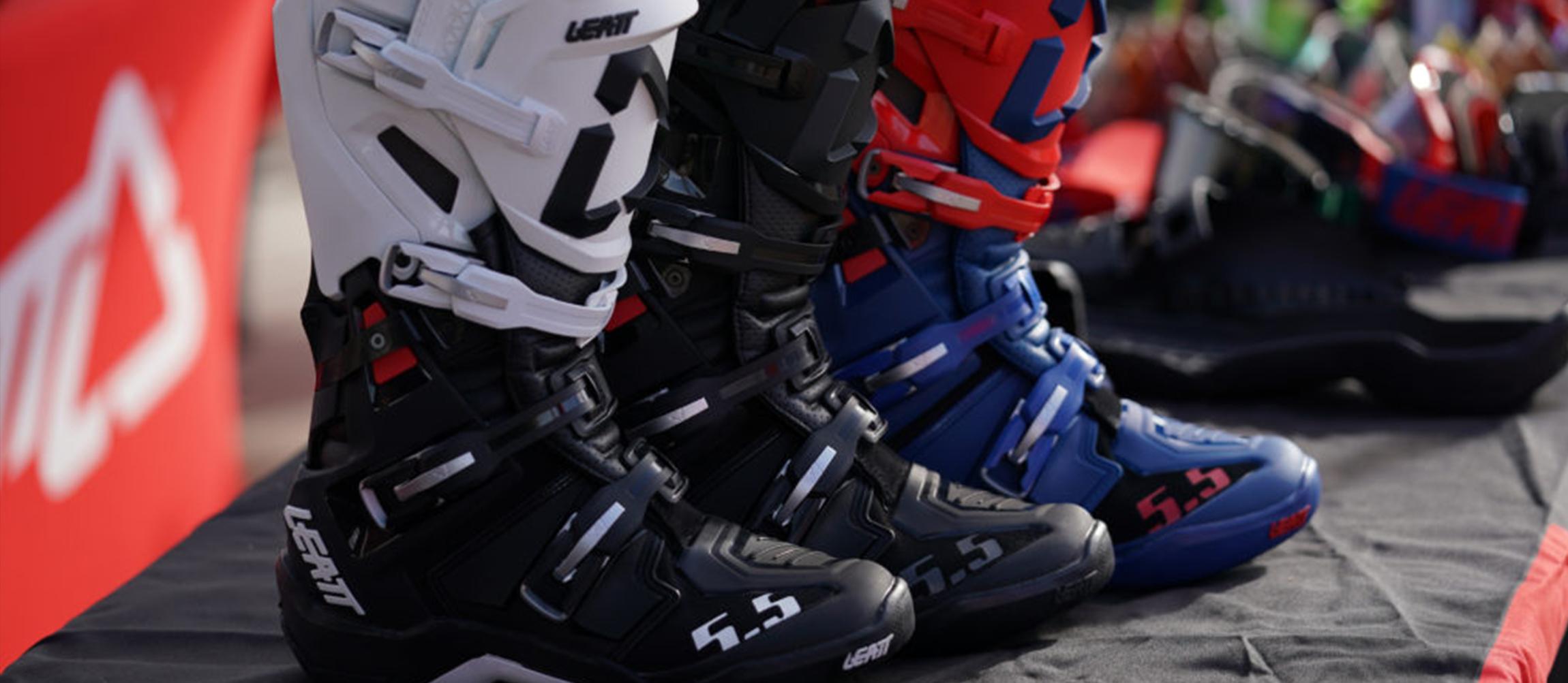 Motocross-Boots