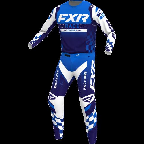 FXR Revo Flow LE Combo, competition blue 2