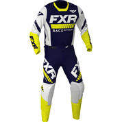 FXR Revo MX Combo, midnight-white-yellow 4