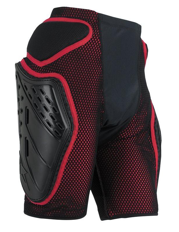 Alpinestars Bionic Freeride Short, schwarz 1