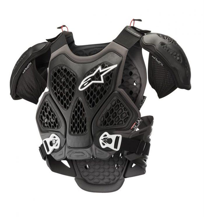 Alpinestars Bionic Chest Protector, schwarz 1