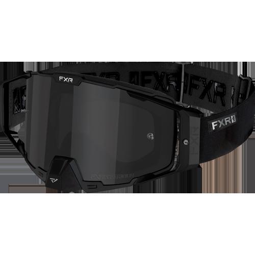 FXR Pilot MX, black 8