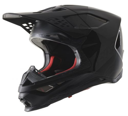 Alpinestars Supertech M8 Echo, schwarz-anthrazit 2