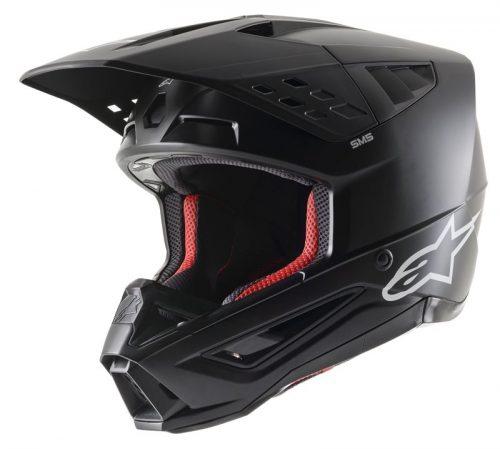 Alpinestars SM5 Solid, schwarz 7