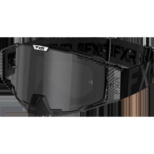 FXR Pilot Carbon MX, black 1