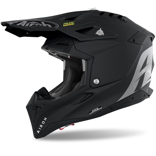Airoh Aviator 3 Color Helm schwarz-matt