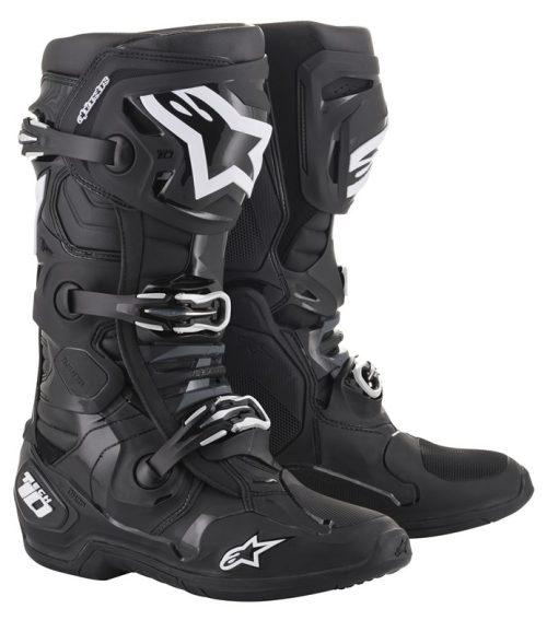 Alpinestars Tech 10 Stiefel schwarz