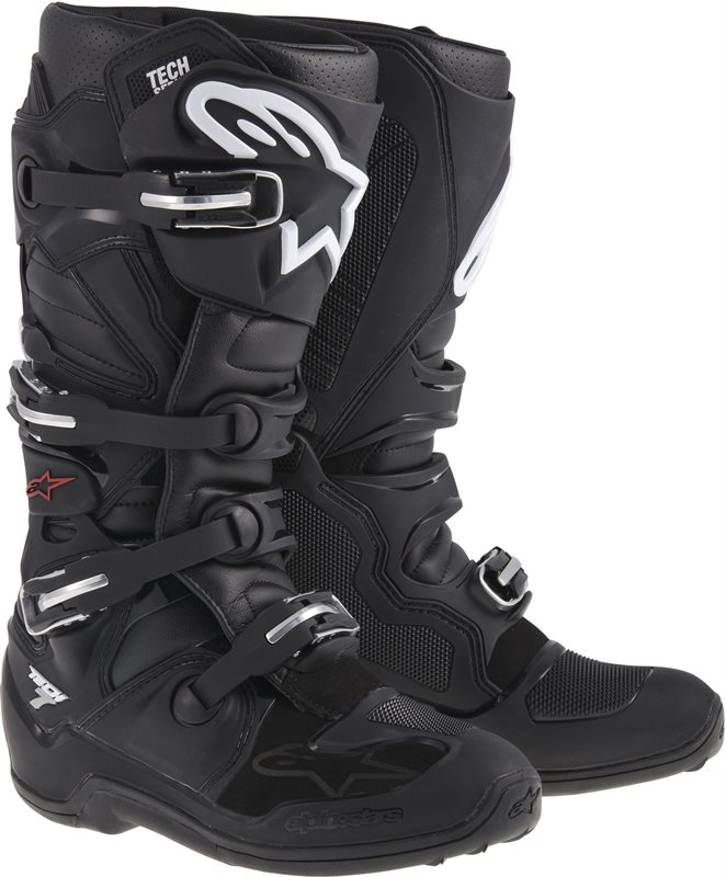 Alpinestars Tech 7 Stiefel schwarz 2022