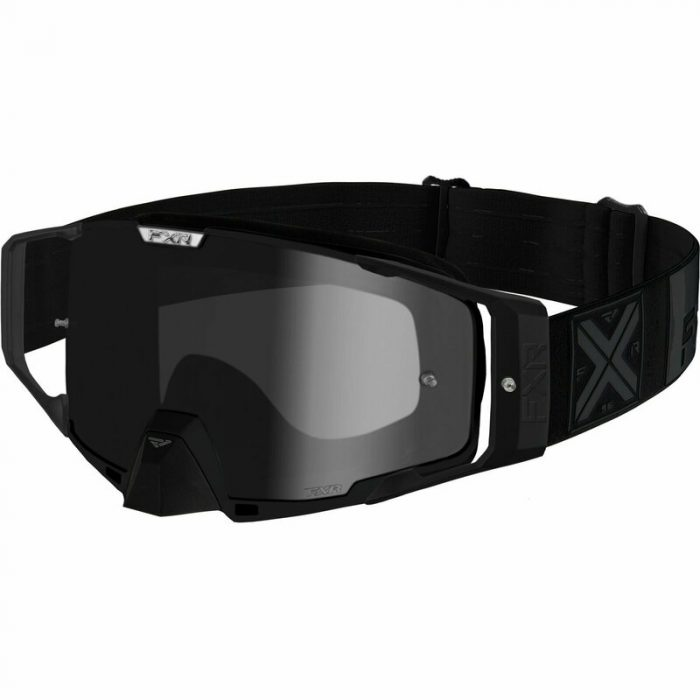 FXR Combat MX, black 1