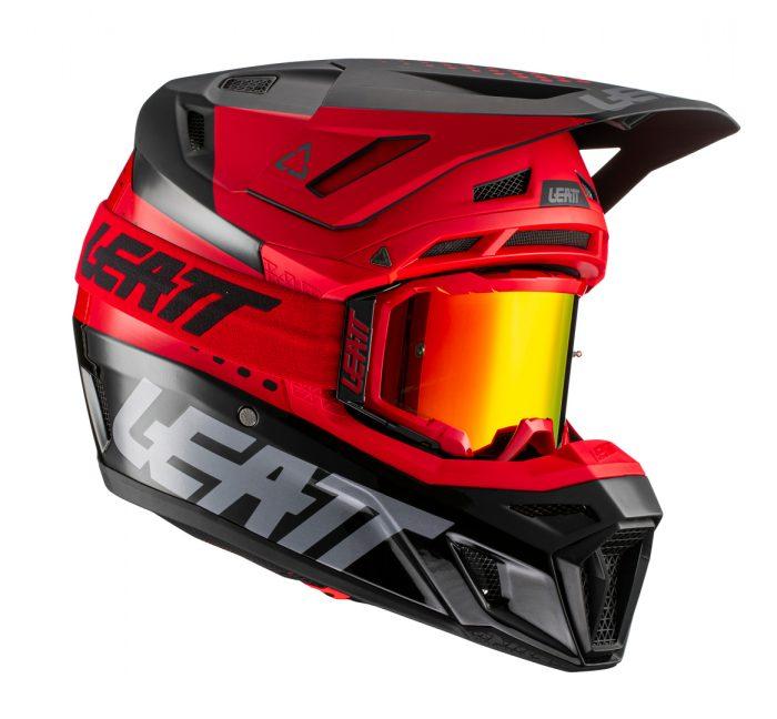 Leatt Moto 8.5 V21, red 1