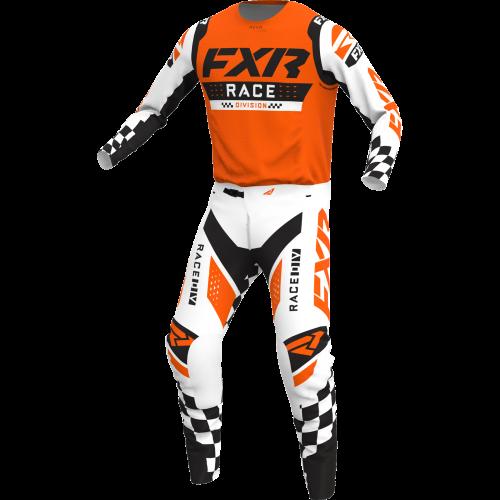 FXR Revo Flow LE Combo, competition orange 4