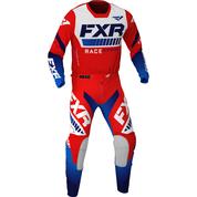 FXR Revo MX Combo, red-white-blue 9