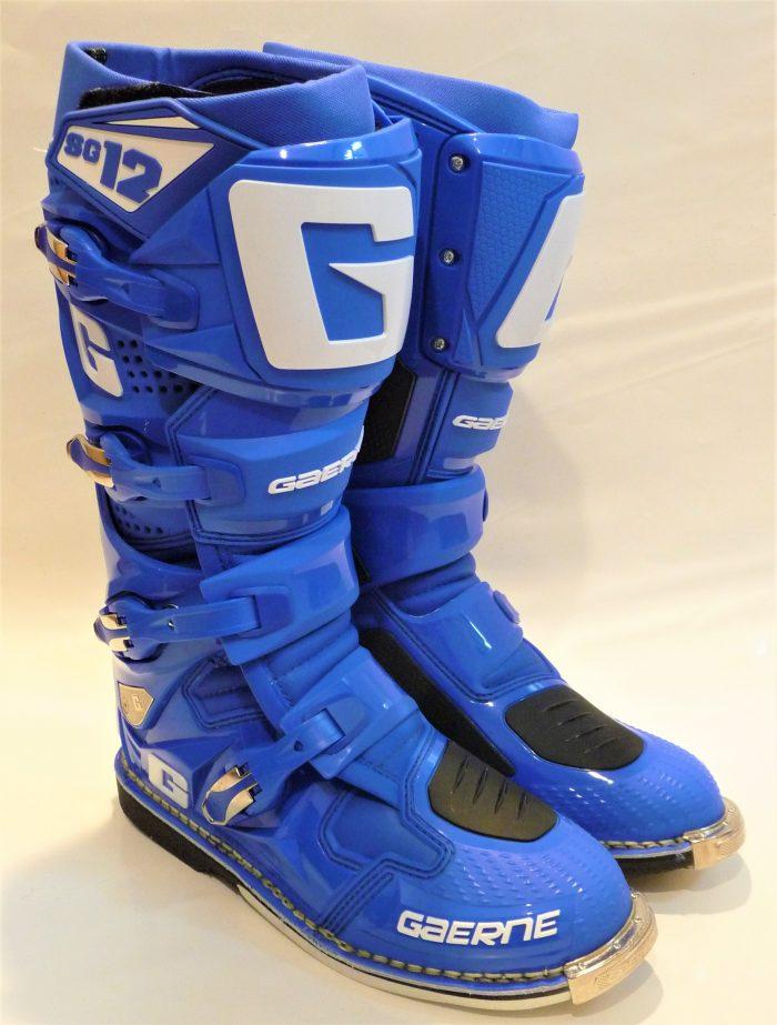 Gaerne SG 12, blau 1