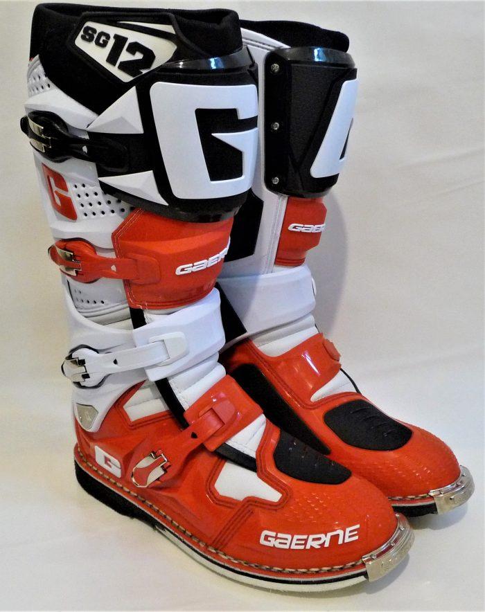 Gaerne SG 12, rot-weiß-schwarz 1