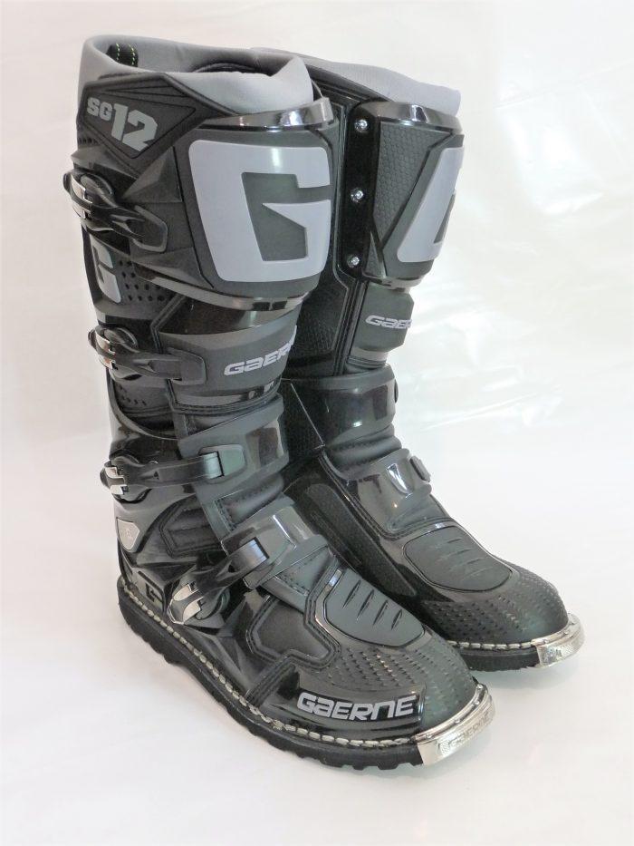 Gaerne SG 12, schwarz 1