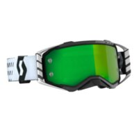 Scott Prospect Brille Weiß, Modell 2020 3