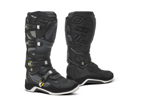 Forma Pilot MX Boots, black-anthracite 18