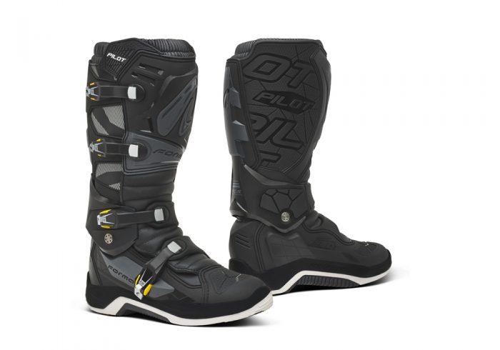 Forma Pilot MX Boots, black-anthracite 1