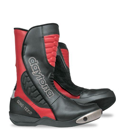 Daytona Strive GTX, schwarz-rot 10