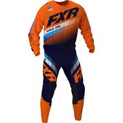 FXR Clutch MX Combo, orange-midnight 12