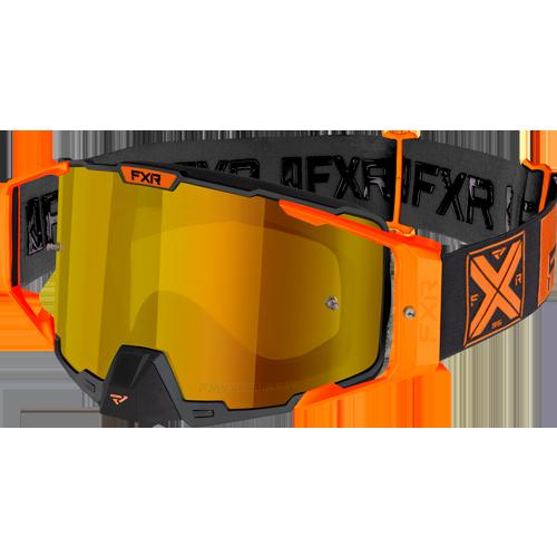 FXR Pilot MX, orange 1