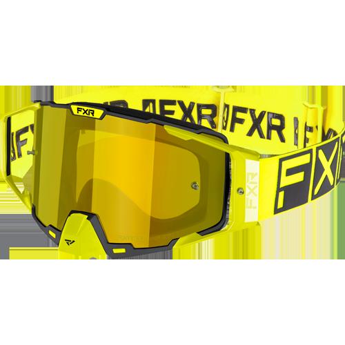 FXR Pilot MX, hi vis 10