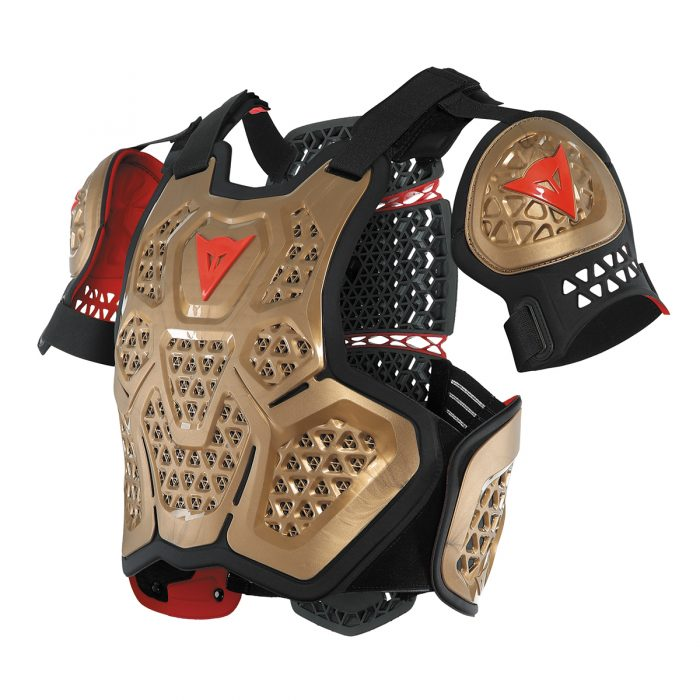 Dainese MX 1 Roost Guard, copper 1