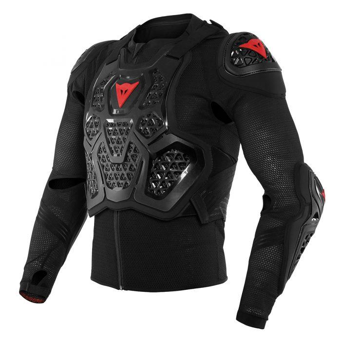 Dainese MX 2 Safety Jacket, schwarz 1