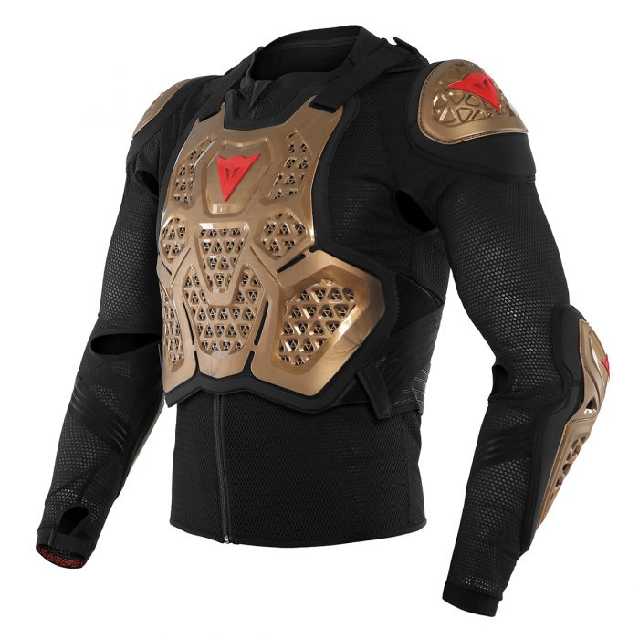 Dainese MX 2 Safety Jacket, copper 1