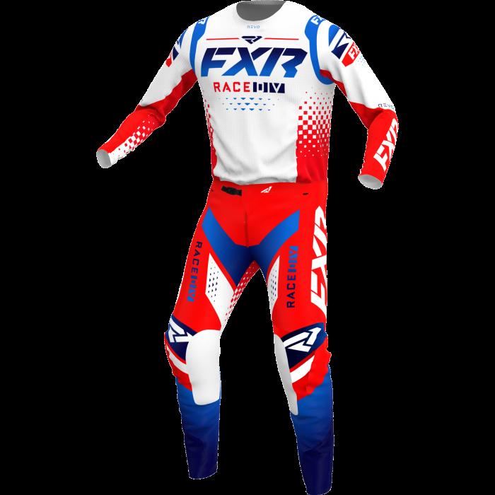 FXR Revo LE Combo, legacy white-red 1