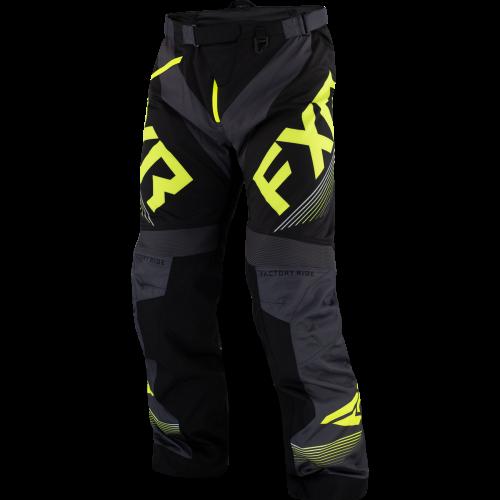FXR Cold Cross RR Pant, black-char-hi vis 4