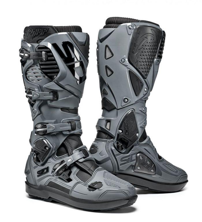 Sidi Crossfire 3 SRS, schwarz-grau, limited 1