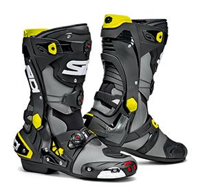 Sidi Rex, grau-schwarz-gelb 13