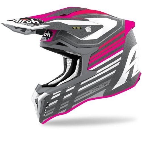 Airoh Strycker Shaded, pink-matt 31