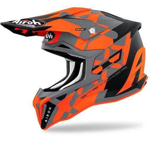 Airoh Strycker XXX, orange-matt 29