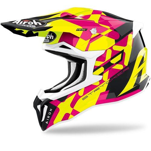 Airoh Strycker XXX, pink-glanz 27